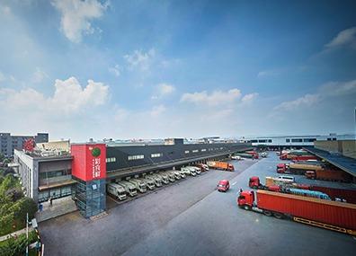 彩食鲜福州工厂美图